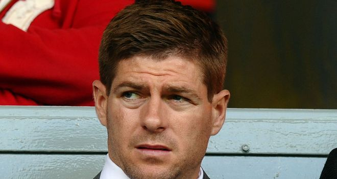 Steven Gerrard: The captain thinks Liverpool will have had a good season if they win the FA Cup