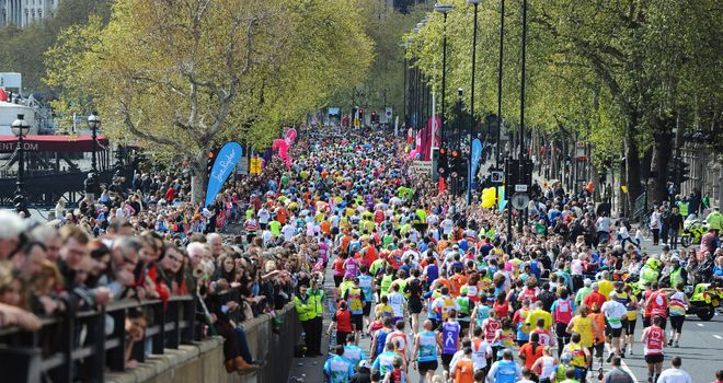 London Marathon: Stellar field could see new record