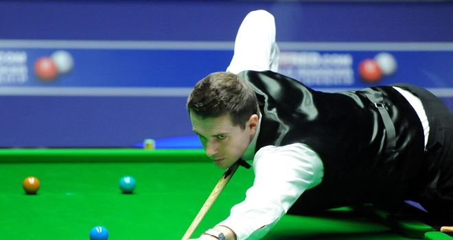 Mark Selby: Feels he has to overcome a 'mental blockage' to take his third ranking title