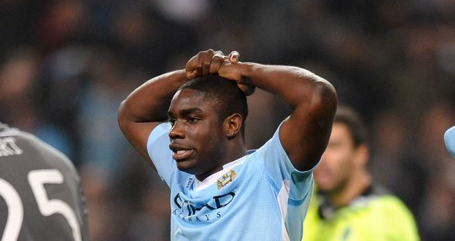 Micah Richards: Manchester City defender wanted to cry after Manchester United pulled clear at the top