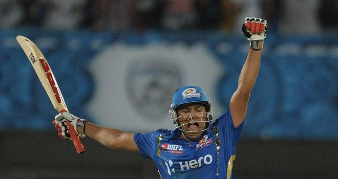 Rohit Sharma: Magical innings for Mumbai
