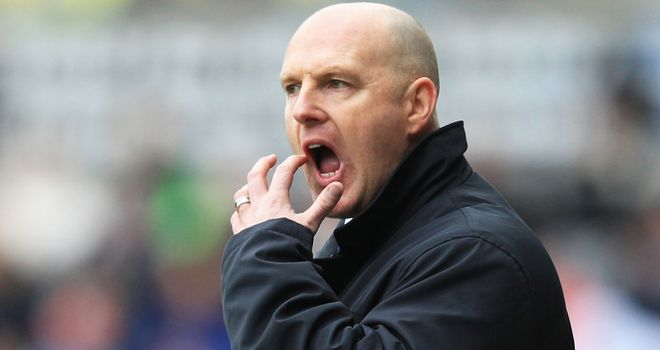 Steve Kean remains under pressure at Blackburn
