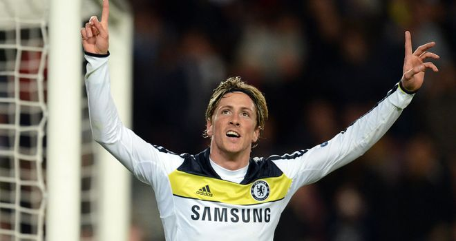 Fernando Torres: Scored late on as Chelsea sprung ultimate upset over Barca