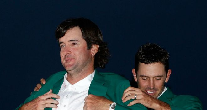 Bubba Watson: Has moved up to a career-high fourth in the world rankings