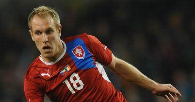 Daniel Kolar: The Czech Republic star hit a brace for Viktoria Plzen