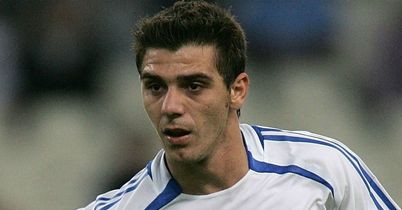 Kostas Katsouranis: Was part of Greece's triumphant Euro 2004 side