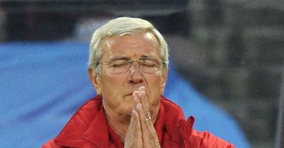 Marcello Lippi: Flattered by Real link