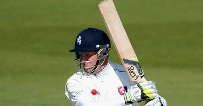 Rob Key: Quits as Kent skipper after seven years
