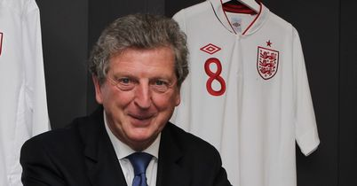 Hodgson: Names his squad on Wednesday
