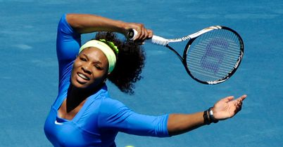 Serena Williams: Overpowered Sharapova
