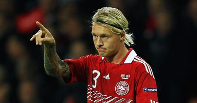 Simon Kjaer: Happy at Lille
