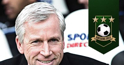 Pardew: TEAMtalk's Manager of the Season