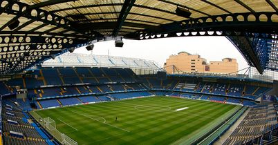 Stamford Bridge: Capacity well below the homes of rivals
