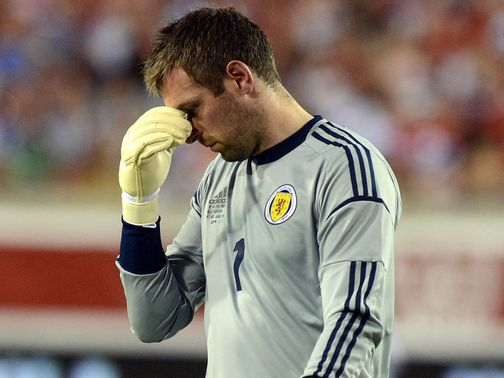 Allan McGregor: Still has belief