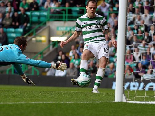 Anthony Stokes: Still plenty to do