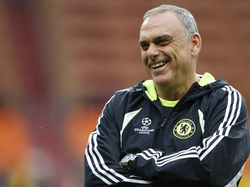 Avram Grant: No truth in return reports