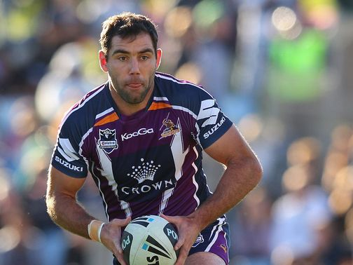 Cameron Smith: Included in Melbourne squad
