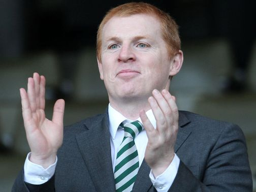 Neil Lennon: Scottish manager of the season