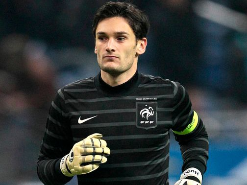Hugo Lloris: Linked with a move to Tottenham