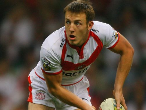 James Roby: Can inspire St Helens this season