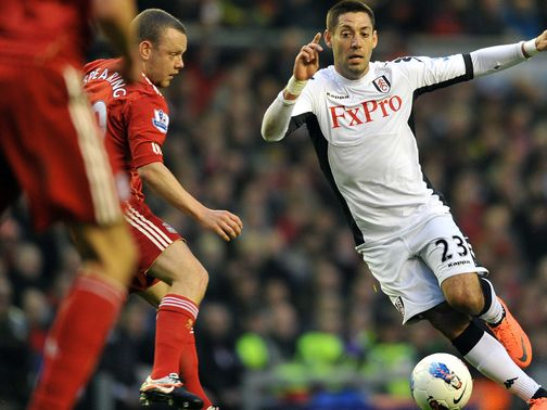 Clint Dempsey: Linked with Liverpool