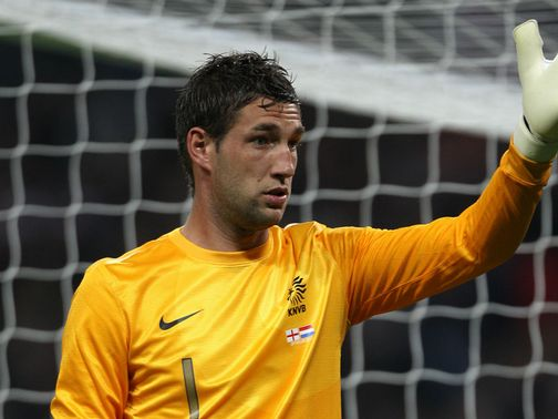 Maarten Stekelenburg: Was heading for Fulham