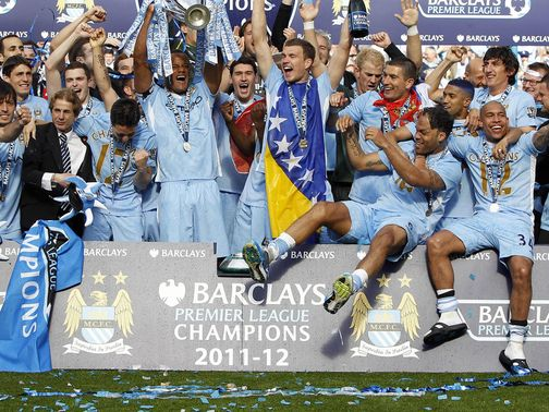 Man City: Live on TV on opening weekend