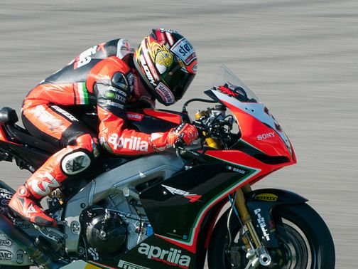Max Biaggi: Claimed title by the narrowest ever margin