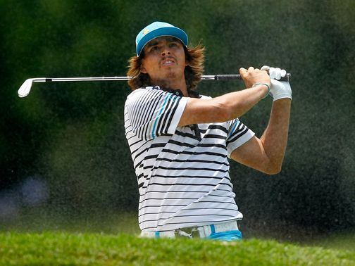 Rickie Fowler: Has impressed at his previous two Opens