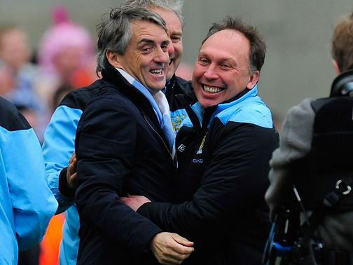 David Platt: Offers support to Roberto Mancini