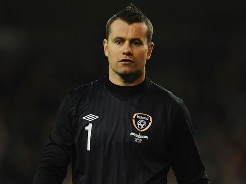 Shay Given: 'We would like to go a long way'