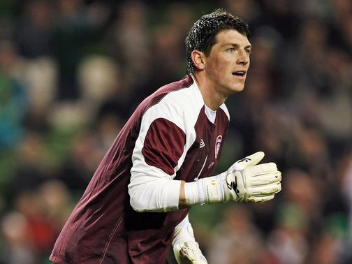 Keiren Westwood: Has returned to Sunderland