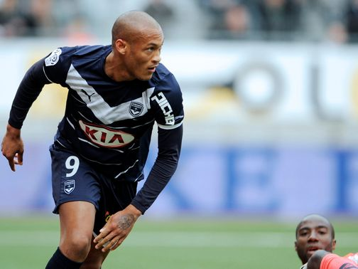 Yoan Gouffran: Completes move to Newcastle