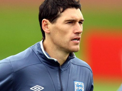 Gareth Barry: Hopeful of catching Hodgson's eye