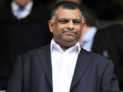 Tony Fernandes: 'Back to the drawing board'