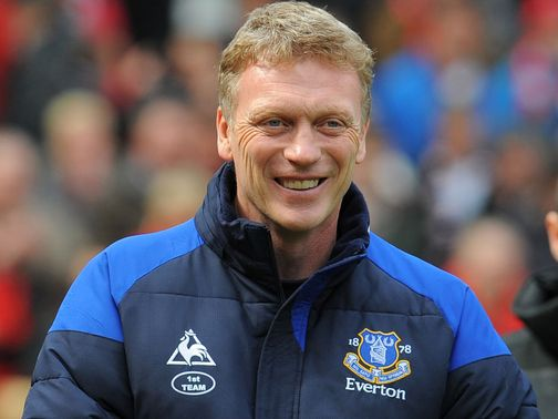 David Moyes: Pleased to have signed Kennedy
