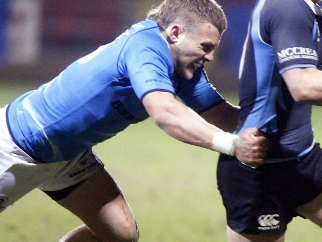 Ian Madigan: Impressive display