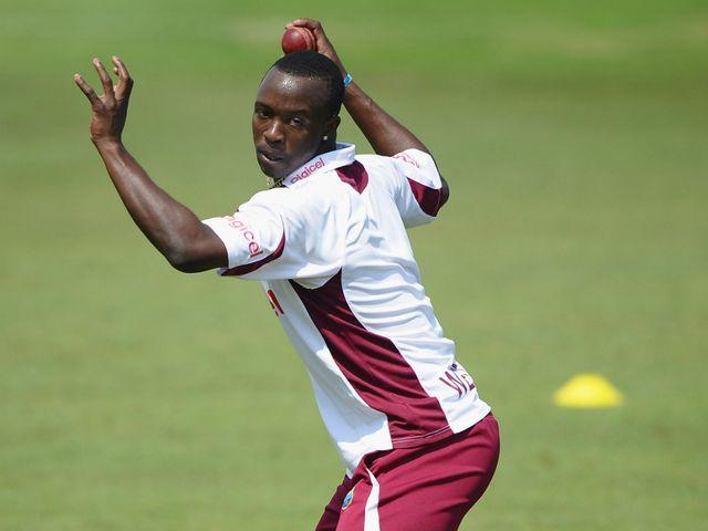 Kemar Roach: Five-wicket haul