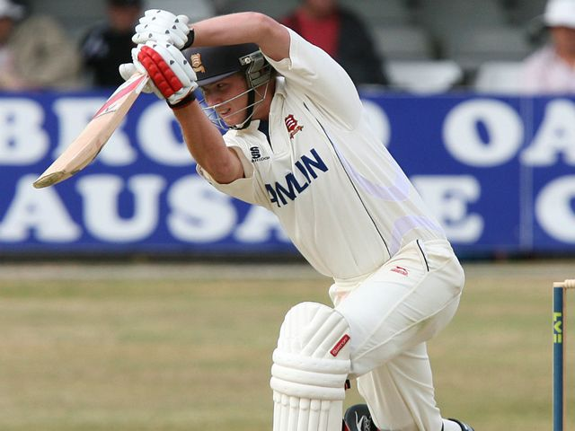 Tom Westley: Hit 163 for Essex