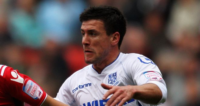 David Buchanan: Agreed a new two-year deal at Tranmere Rovers