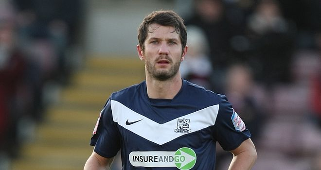 Mark Phillips: Unlikely to feature for Shrimpers