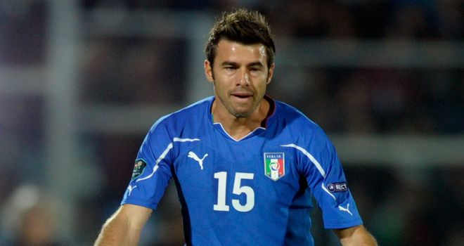 Andrea Barzagli: Defender will stay with the Italy squad and could face Republic of Ireland
