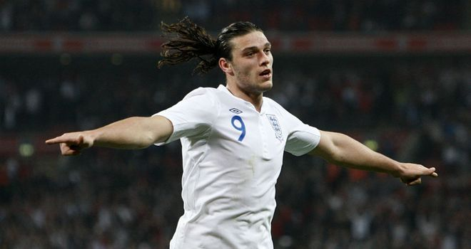 Andy Carroll: Picked in England squad after Roy Hodgson held talks with Kenny Dalglish