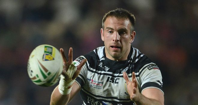 Andy Lynch: Eager for Hull FC to improve their form away from home next season