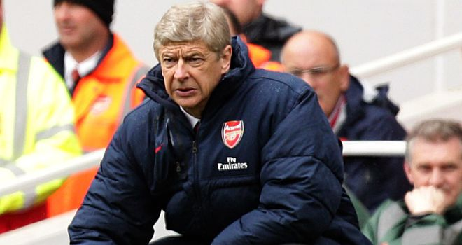 Arsene Wenger: Arsenal's manager thrives off developing, teaching and watching players grow