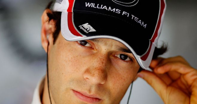 Bruno Senna: Expecting heat to be a factor in Valencia