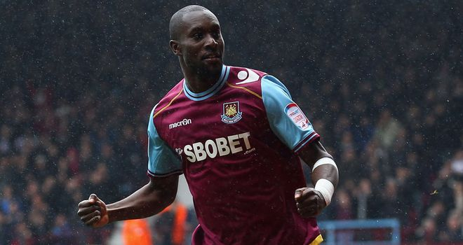 Carlton Cole: Helped clinch promotion by scoring the opener against Blackpool at Wembley
