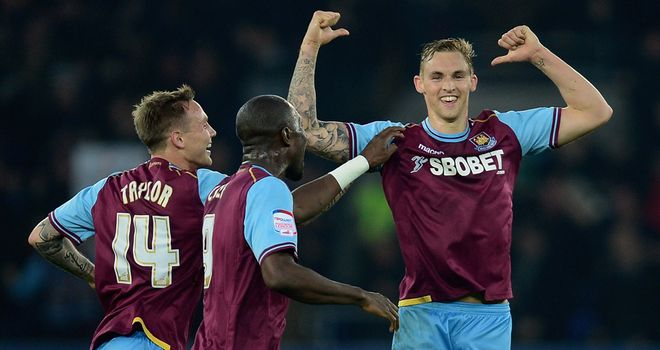 Jack Collison: Struggling to recover in time for West Ham's play-off final