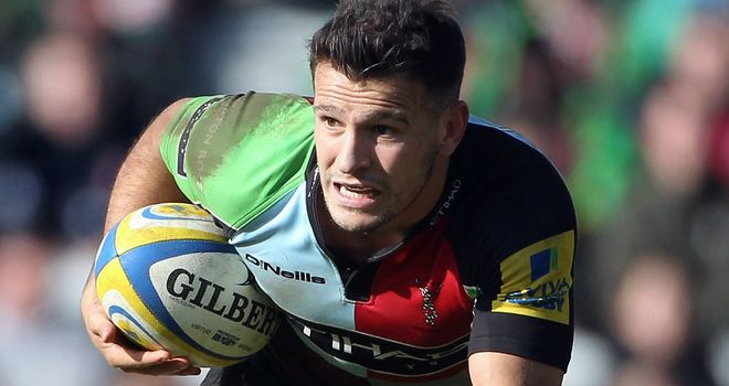 Danny Care: missed out on the World Cup
