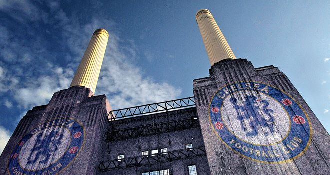 Chelsea's Battersea Power Station hopes are officially over